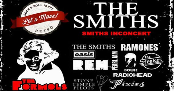 Bandas Smiths In Concert e The Formols com o melhor do rock neste sábado no Bar Rock Club Eventos BaresSP 570x300 imagem