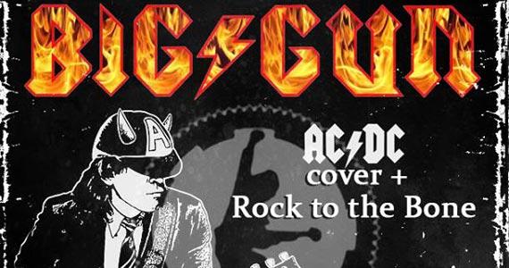 Banda cover do AC/DC Big Gun comanda a sexta no Bar Rock Club Eventos BaresSP 570x300 imagem