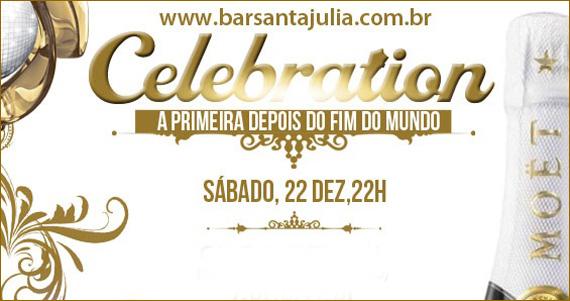 Bar Santa Julia apresenta no sábado a Festa Celebration Eventos BaresSP 570x300 imagem