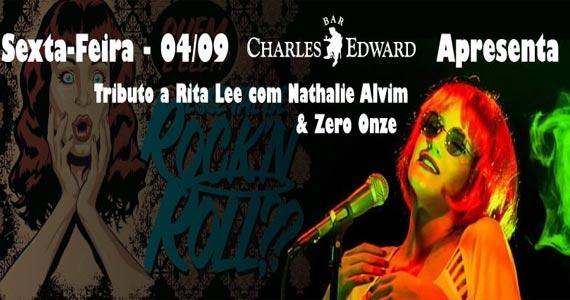 Bar Charles Edward recebe show com Nathalie Alvim com Tributo a Rita Lee Eventos BaresSP 570x300 imagem