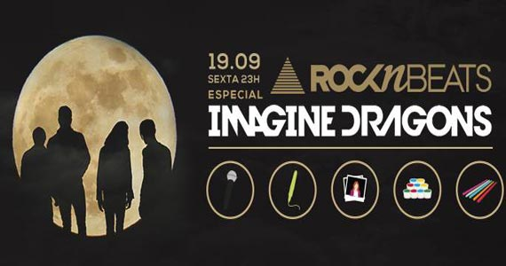 Beco 203 apresenta a Festa Rocknbeats com especial Imagine Dragons