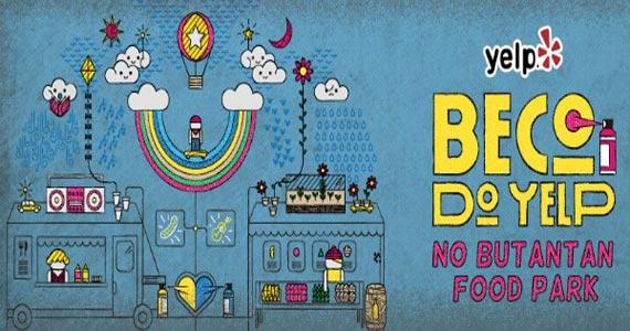 Beco do Yelp com evento gratuito de cultura de rua no Butantan Food Park Eventos BaresSP 570x300 imagem