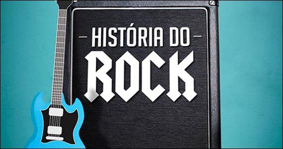 Beco 203 realiza a Festa A História do Rock com hits dos anos 50 a 2000 - Rota do Rock Eventos BaresSP 570x300 imagem