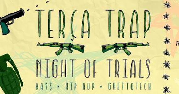 Terça Trap Night Of Trials acontece no Beco 203, localizado na Rua Augusta Eventos BaresSP 570x300 imagem