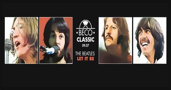 Beco 203 apresenta a nova Festa: Beco Classic com os sucessos da Banda The Beatles Eventos BaresSP 570x300 imagem
