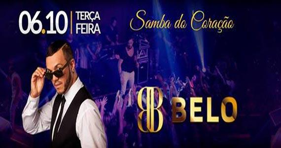Cantor Belo anima o palco do Coração Sertanejo na terça feira a noite Eventos BaresSP 570x300 imagem