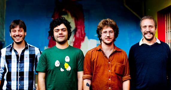 Banda Benjamins faz show de lançamento do CD Ando bem Alto no Na Mata Café Eventos BaresSP 570x300 imagem