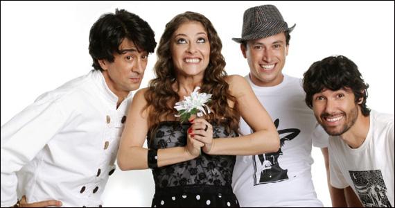 Canto da Ema recebe os hitmos do forró com a banda Bicho de Pé  Eventos BaresSP 570x300 imagem