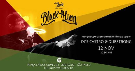 Black Alien lança seu novo CD Babylon by Gus no palco do Cine Joia Eventos BaresSP 570x300 imagem