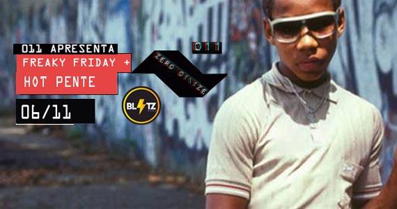 Blitz Haus realiza a Festa Freaky Friday agitando a sexta Eventos BaresSP 570x300 imagem