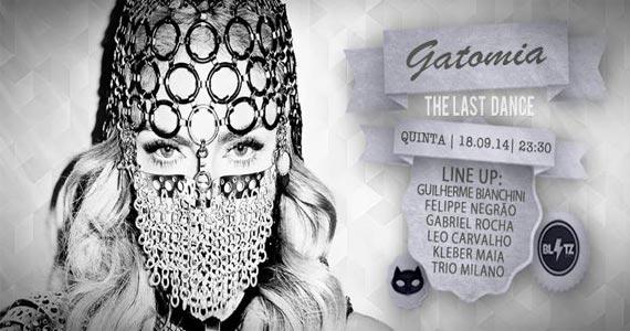 Blitz Haus tem festa Gato Mia para agitar a noite de quinta-feira Eventos BaresSP 570x300 imagem