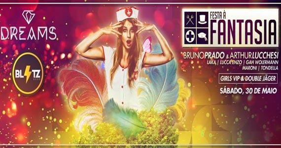 Blitz Haus estreia Festa à Fantasia com programação especial Eventos BaresSP 570x300 imagem