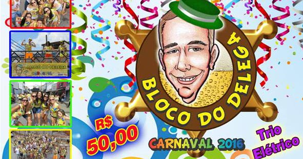 Guarulhos recebe o desfile do Bloco de Carnaval do Delega Eventos BaresSP 570x300 imagem