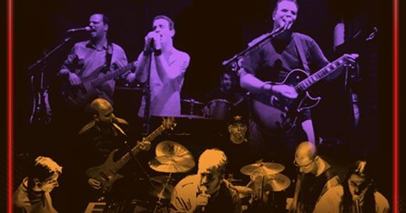 Burning Soul e banda Cluster com muito pop rock cover neste sábado no B Music Bar Eventos BaresSP 570x300 imagem