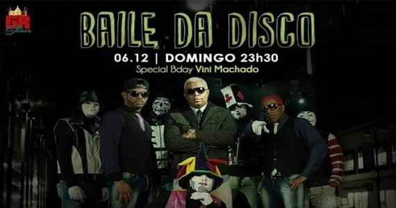 Bonde do Tigrão anima o palco da Disco Club no domingo Eventos BaresSP 570x300 imagem