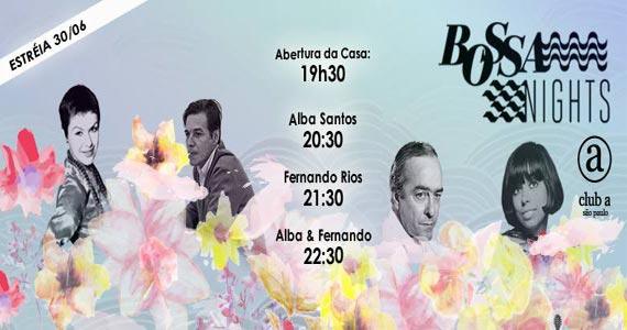 Bossa Nova Nights apresenta Banda The Jazzers e convidados animando o Club A Eventos BaresSP 570x300 imagem
