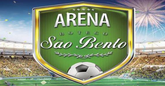 Programação especial durante os jogos da Copa do Mundo no Boteco São Bento Eventos BaresSP 570x300 imagem
