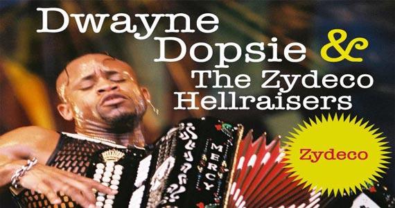 Bourbon Street Fest com show de Dwayne Dopsie & The Zydeco Hellraisers e convidados no Bourbon Street Eventos BaresSP 570x300 imagem