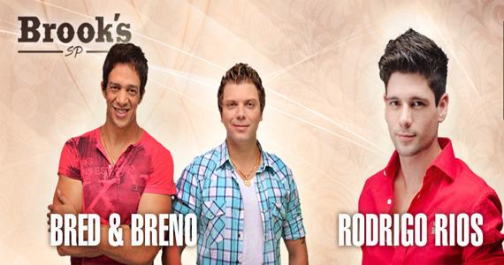Bred & Breno e Rodrigo Rios animam a noite de sexta-feira da Brooks SP  Eventos BaresSP 570x300 imagem