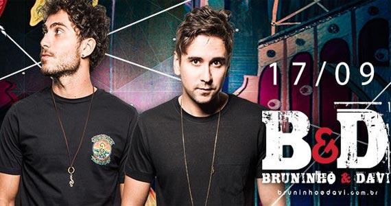 Dupla Bruninho & Davi tocam muito sertanejo no palco da Brooks quinta feira Eventos BaresSP 570x300 imagem