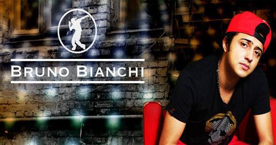 Bruno Bianchi, Thulla Melo e Vanessa Jackson no palco do Grazie a Dio nesta quarta-feira Eventos BaresSP 570x300 imagem