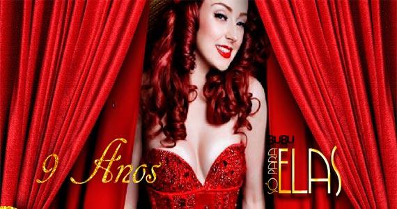Bubu Só Para Elas- Moulin Rouge acontece quinta na Bubu Lounge Disco BaresSP 570x300 imagem