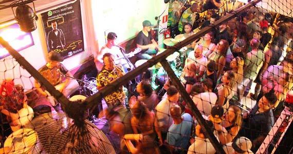 eventos - Boteco Todos Os Santos oferece Caipirinha em Dobro com música ao vivo no Aniversário de SP