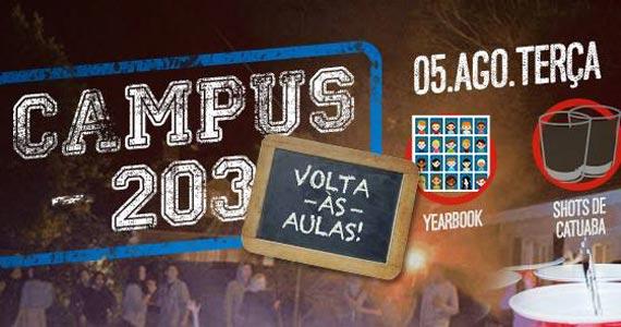 Beco 203 recebe a festa mais louca para os universitários a Campus 203 Eventos BaresSP 570x300 imagem