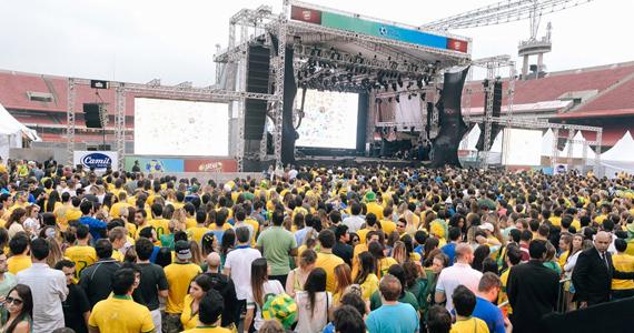 DJ Cla Pessoa toca na Casa Pelé do Futebol neste domingo depois dos jogos da Copa Eventos BaresSP 570x300 imagem
