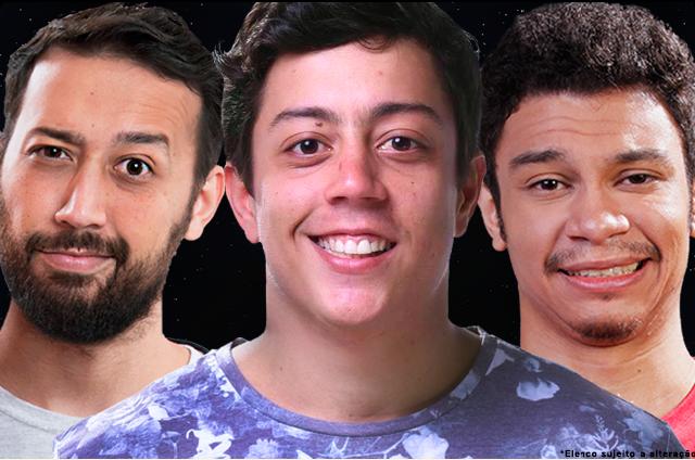 Ao Vivo Comedy Apresenta: Guto Andrade, Renato Albani e Igor Guimarães Eventos BaresSP 570x300 imagem