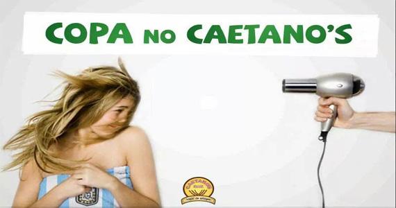Caetanos Bar transmite jogos finais da Copa do Mundo com cardápio variado Eventos BaresSP 570x300 imagem