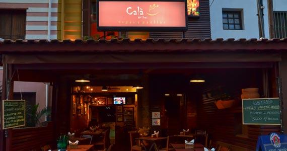 Restaurante Calà del Grau, na Vila Mariana, participa da 7ª edição do Tapas Week Eventos BaresSP 570x300 imagem