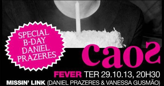 Bar Caos apresenta nesta terça-feira a Festa Fever Eventos BaresSP 570x300 imagem