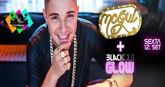 MC Gui esquenta a noite de sexta-feira com funk ostentação no palco do Caribbean Disco Club Eventos BaresSP 570x300 imagem