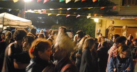 Arraiá da Casa das Rosas com muita música, brincadeiras e comidas típicas Eventos BaresSP 570x300 imagem