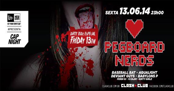 Pegboard Nerds se apresenta com exclusividade no palco da Clash Club Eventos BaresSP 570x300 imagem