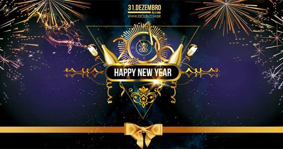 Club 33 realiza Festa de Reveillon com atrações especiais na quinta Eventos BaresSP 570x300 imagem