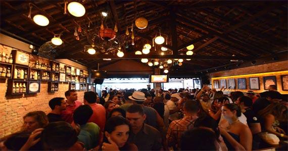 Companhia da Cerveja recebe show de Samba e Sertanejo na sexta Eventos BaresSP 570x300 imagem