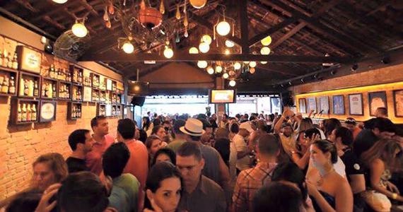 Companhia da Cerveja oferece happy hour com Roda de Samba na quarta-feira Eventos BaresSP 570x300 imagem