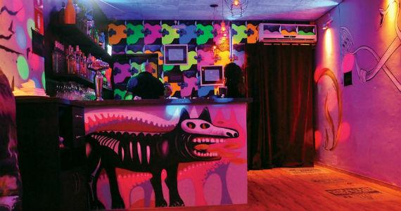 Happy hour com exposição Skate & Destroy no D4 Boteco Galeria Eventos BaresSP 570x300 imagem