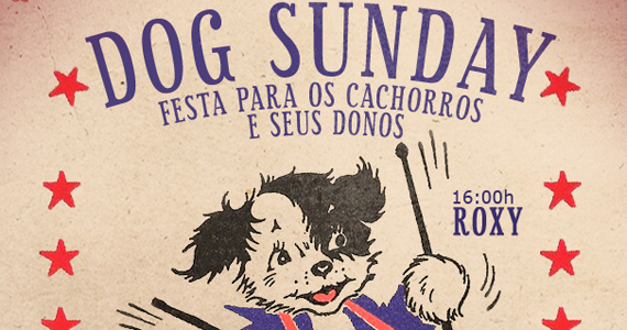 Casa 92 recebe primeira edição da festa Dog Sunday neste domingo Eventos BaresSP 570x300 imagem