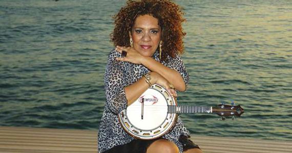 Traço de União recebe o samba da cantora Dayse do Banjo nesta sexta-feira Eventos BaresSP 570x300 imagem