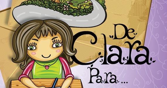 A peça De Clara para... em cartaz no Clube Hebraica em Pinheiros Eventos BaresSP 570x300 imagem