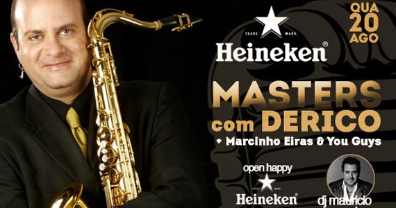Projeto Heineken recebe Derico e Marcinho Eiras para animar a noite do Dezoito Bar Eventos BaresSP 570x300 imagem