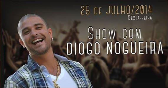 Show de Diogo Nogueira na inauguração do Lapa 40º Graus em São Paulo Eventos BaresSP 570x300 imagem