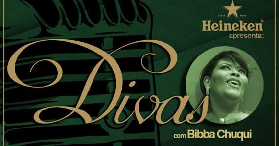 Projeto Divas com a cantora Bibba Chuqui nesta quarta-feira no Dezoito Bar Eventos BaresSP 570x300 imagem