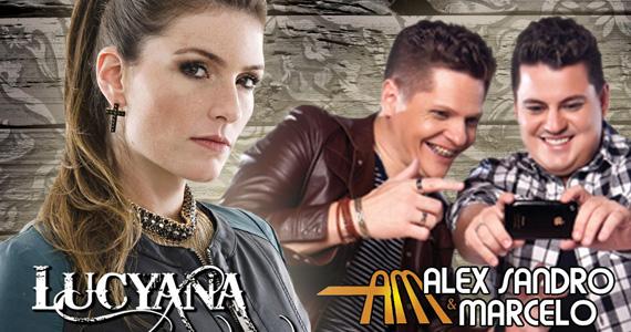 Cantora Lucyana e Alex Sandro & Marcelo agitam o palco do Quintal do Espeto em Moema Eventos BaresSP 570x300 imagem