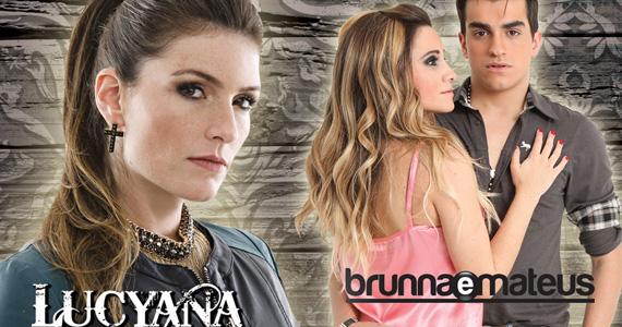 Lucyana e Brunna & Mateus agitam o palco do Quintal do Espeto Moema Eventos BaresSP 570x300 imagem