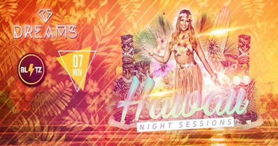 Blitz Haus realiza a Festa Dreams - Edição Hawaii Night com muitas atrações Eventos BaresSP 570x300 imagem