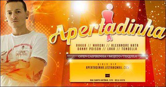 Acontece no sábado a Festa Dreams Apertadinha na Hot Hot Eventos BaresSP 570x300 imagem